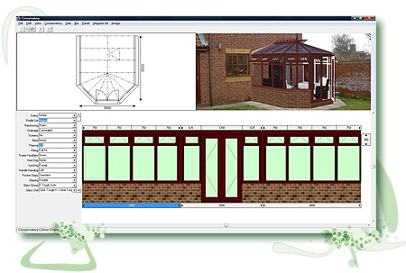 3D & Photo presentation software for windows, doors, conservatories, bays, bows, shop fronts & more. With Pro reports.