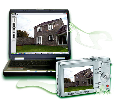 Windows photo presentation software and doors sales software.